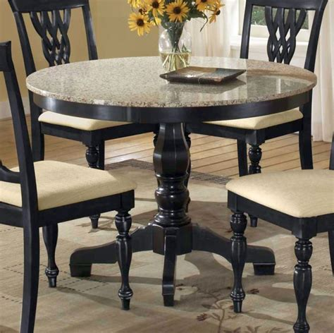 spindle leg dining table 1000 ideas about granite dining table on