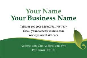 Gardening Business Cards Templates by Print Templates Printing