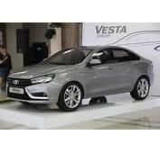 Lada 2014 Vesta Car Tuning