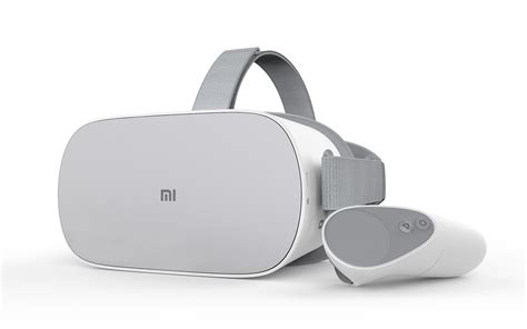 Xiaomi Vr oculus and xiaomi announce mi vr headset vr the gamers