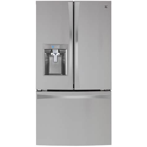 Kenmore Elite Door Refrigerator by Kenmore Elite 74025 29 8 Cu Ft Door Bottom