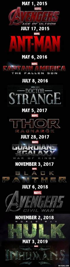 film marvel futuri phase 3 the future of marvel comic movies in one poster