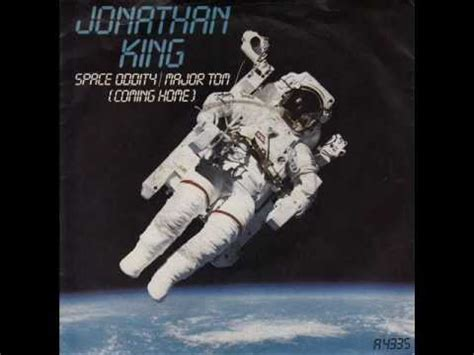 jonathan king space oddity major tom coming home