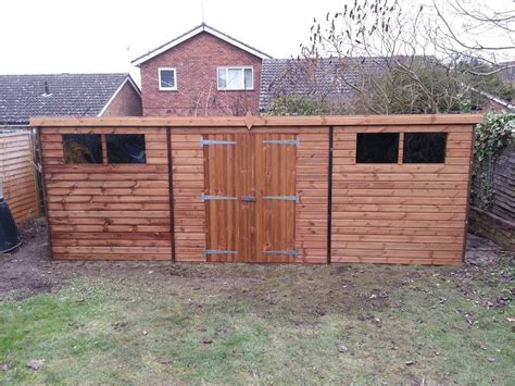 security sheds strong  secure sheds  fitting