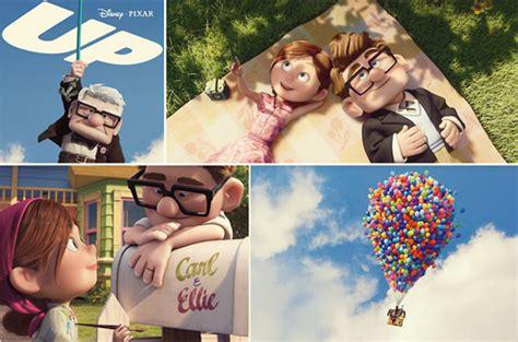 film animasi up welcom to my little world film animasi up