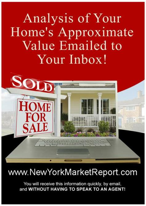 selling your ny home find out the value