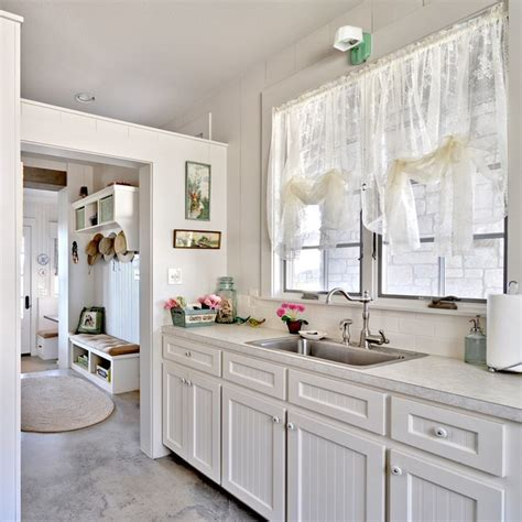 Romantic Hill Country Dream Shabby Chic Style Kitchen