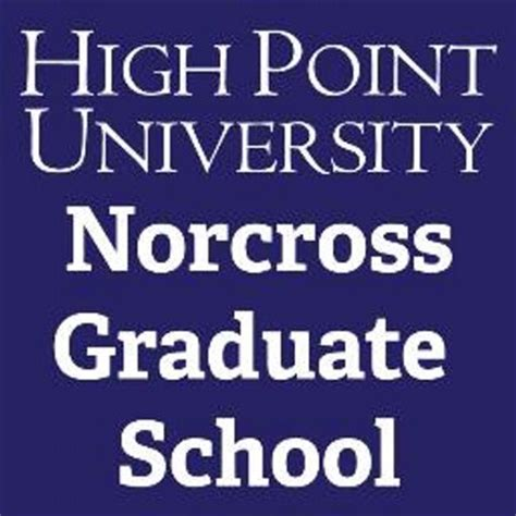 High Point Mba by Hpu Graduate School Hpugradschool