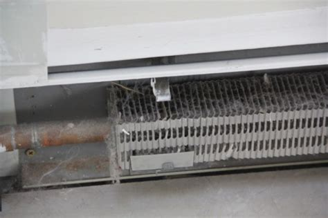 Radiant Heat Baseboard Radiators How To Clean Baseboard Heater Fins A Concord Carpenter
