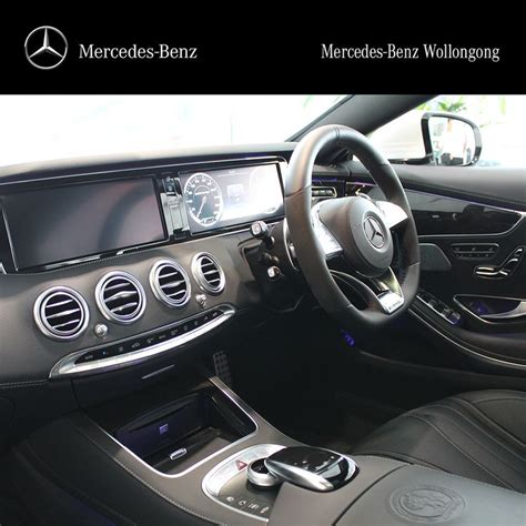 Mercedes Wollongong The S 63 Amg Coup 233 Has Arrived At Mercedes