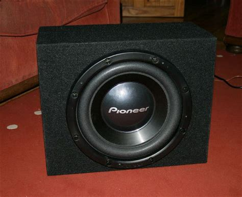 Car Subwoofer In Home Theater Car Subwoofer For Home Theater Avs Forum Home Theater