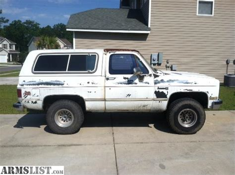 armslist for sale trade 1985 gmc jimmy 4x4