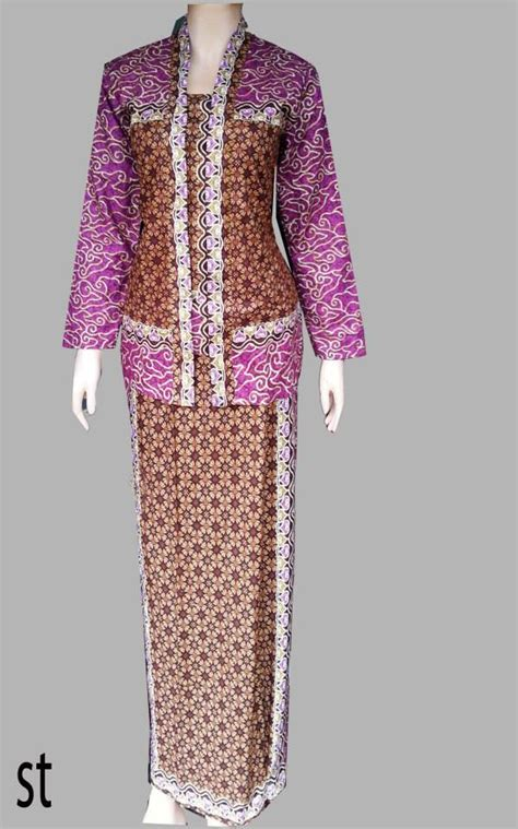 Gamis Talita Dress By Attin 4 baju batik wanita modern model gamis dress blus trendy