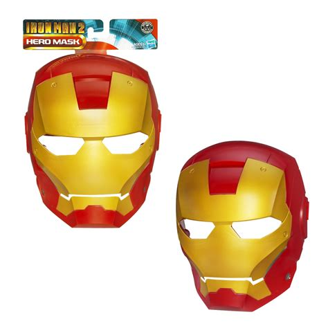 disney marvel iron man hero mask toys games