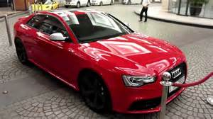 beautiful audi rs5 the fastest audi a5