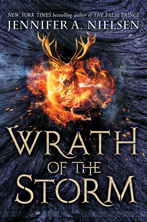 wrath of the cover a nielsen author