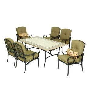 Martha Stewart Patio Dining Set Martha Stewart Captiva Patio Dining Set With Mosaic Table Top Dining Furniture Outdoor
