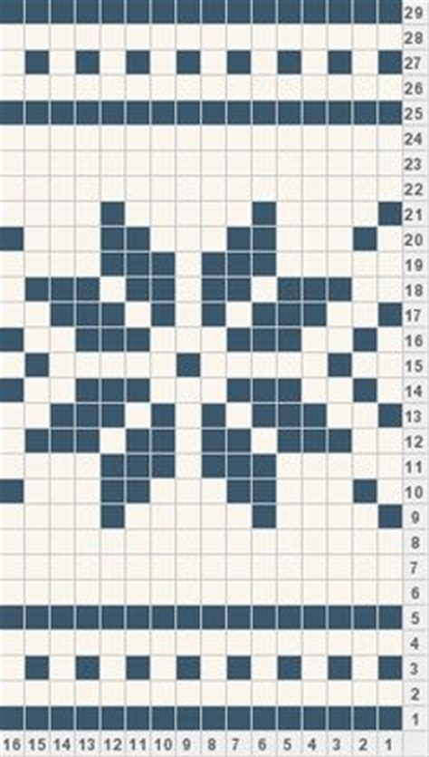 snowflake graph pattern 1000 images about double knitting on pinterest double