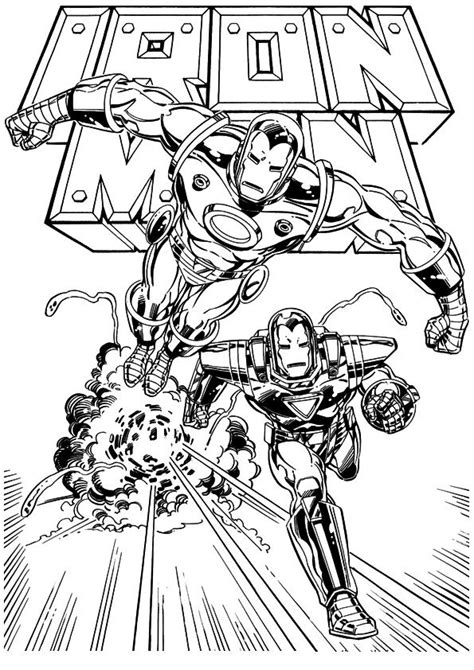 Kleurplaten En Zo 187 Kleurplaten Van Iron Man Captain America Civil War Coloring Pages