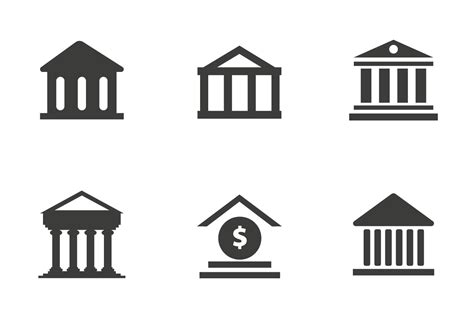 free bank free bank icon vector free vector stock