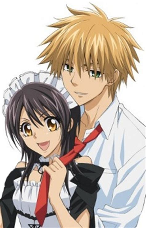 maid sama tv anime news network kaichou wa maid sama maid sama pictures