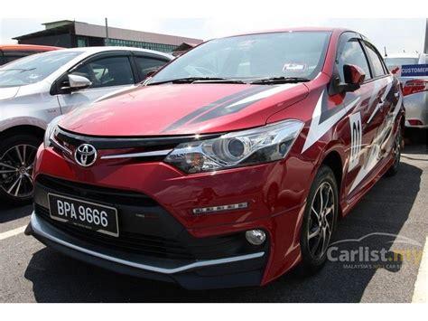 2015 Toyota Vios 1 5 G Trd A T toyota vios 2017 trd sportivo 1 5 in selangor automatic