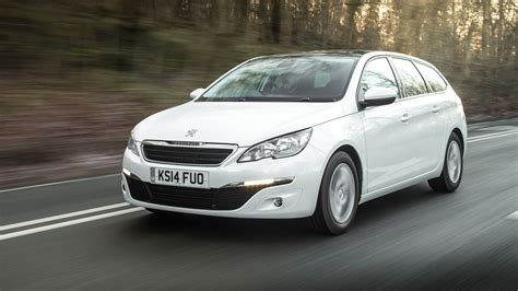 used peugeot estate cars used peugeot 308 sw cars for sale on auto trader uk