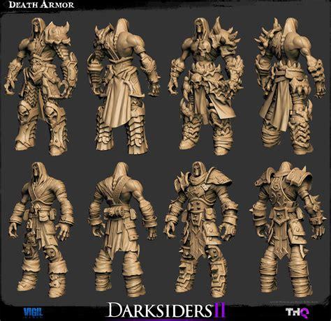 New Bosnew 2 the character of darksiders ii darksiders dungeon