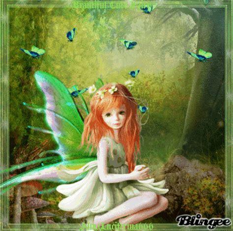 imagenes animadas y tiernas w beautiful cute fairy hermosa hada tierna blingee