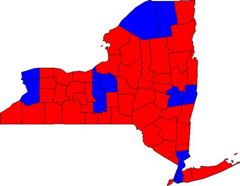 new york election results 2016 map county results live new york election map 2016 bnhspine com