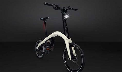 general motorsdan katlanabilir elektrikli bisiklet yeni