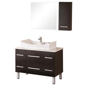 home depot design vanity design element paris 36 in w x 22 in d vanity in