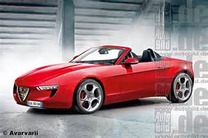 Alfa Romeo 124 Is The Fiat 124 And Alfa Romeo Spider Coming Back Vj