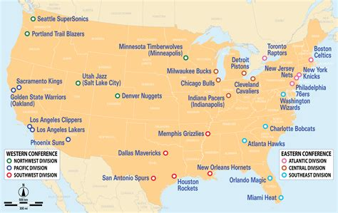 nba usa map file usa nba conferences und divisions 2008 als image