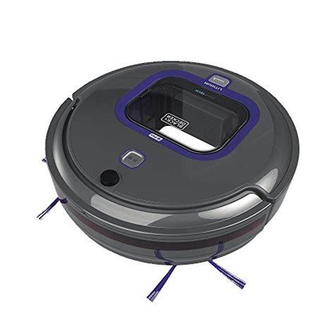 Vacuum Cleaners Vaccum Cleaner Denpoo Hrv 8807 black decker hrv420bp07 smartech lithium pet robotic vacuum vip outlet