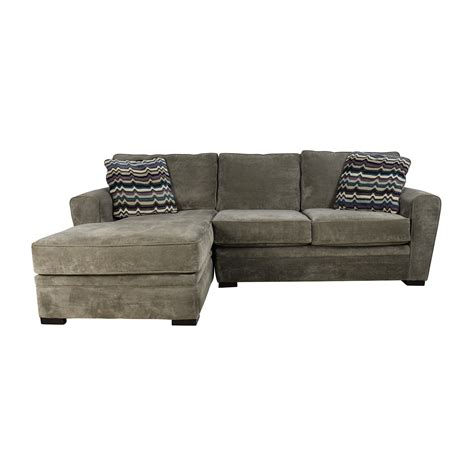 fresno sofa raymour flanigan raymour and flanigan microfiber sofa smileydot us