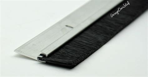 Brush Door Sweeps For Exterior Doors Residential Door Sweep Brush Seal