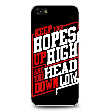 Iphone Iphone 5 5s A Day To Remember 2 Cover adtr lyrics keep your hopes up high iphone 5 s
