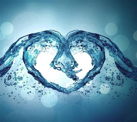 corazon de agua hd fotoswikinet