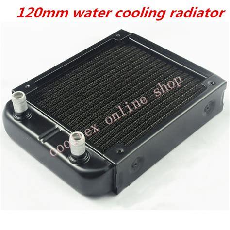 Vga Cpu 120mm water cooling radiator for computer chip cpu gpu vga ram laser cooling cooler aluminum