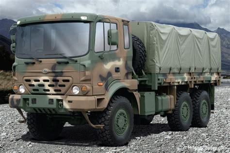 kia military jeep kia 5 ton general utility truck military today com