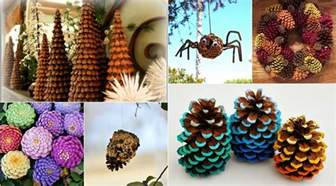 pine cone home decor 15 beautiful pine cone crafts to make stunning home decor