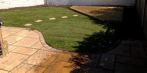 Deck Patio Pictures Patio Decking Amp Turf Nailsea