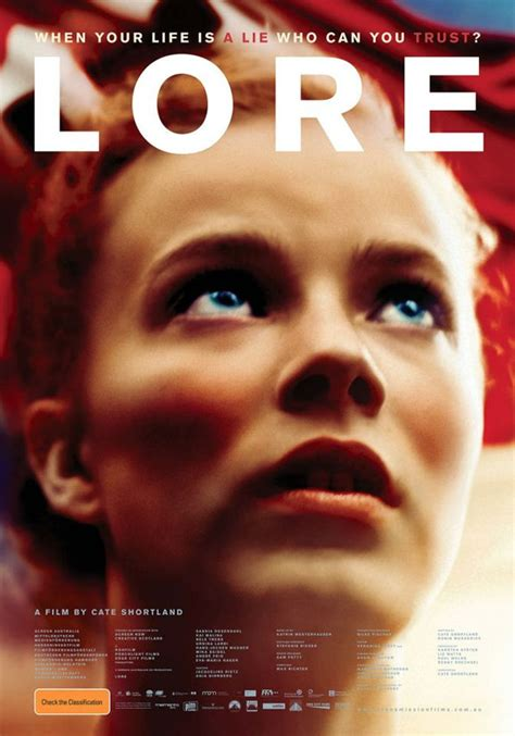 hitler biography film movie review lore is a chilling coming of age drama set