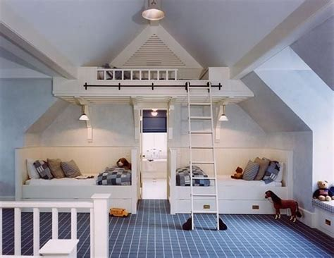 Attic Bunk Room Ideas - best 25 attic conversion ideas on attic