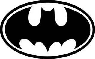 free printable batman logo clipart best
