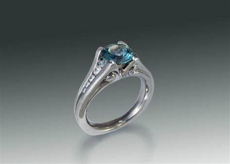 Ring Boston Ukuran 12 palladium sapphire ring boston custom jewelry skylight jewelers