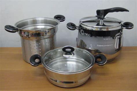 Panci Presto Berbagai Merk panci presto yang bagus merk oxone steamer preasure cooker