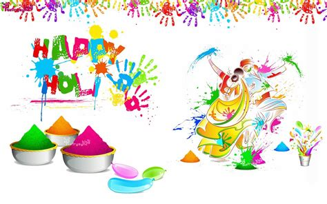 holi wallpaper girl and boy happy holi indian colours festival boy and girl playing