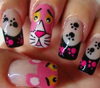 imagenes de uñas decoradas con sapos fotos de u 241 as decoradas animales decoracion de u 241 as